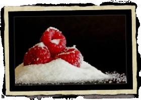 Zuckerfrucht